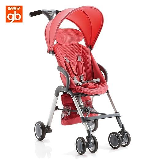 Amazon.com: Famosa marca GB carriola de bebé D330 portátil ...