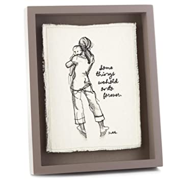 Amazoncom Hallmark Some Things We Hold On To Forever Embroidery