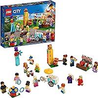 LEGO® City İnsan Paketi – Lunapark (60234)
