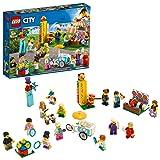 レゴ(LEGO) シティ ミニフィグセット - 楽しいお祭り 60234