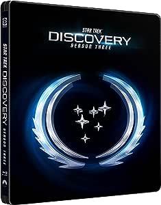 Star Trek: Discovery - Season Three [Blu-ray]