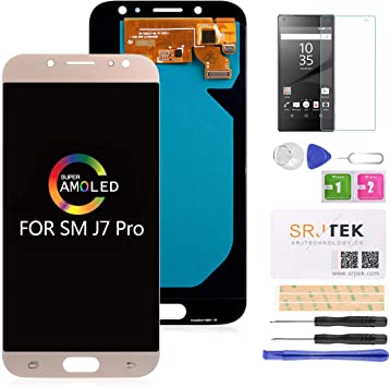 Reemplazo de Pantalla LCD para Samsung J7 Pro SM-J730G / DS ...