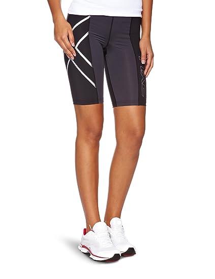 c25dd3068a Amazon.com : 2XU Women's Elite Compression Shorts : Athletic Shorts :  Clothing
