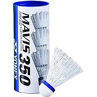 Yonex Mavis 350 6 lı Badminton Topu Beyaz