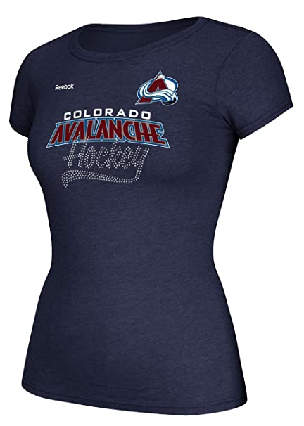 Image Unavailable. Image not available for. Color  Colorado Avalanche  Women s ... 3c175154d7