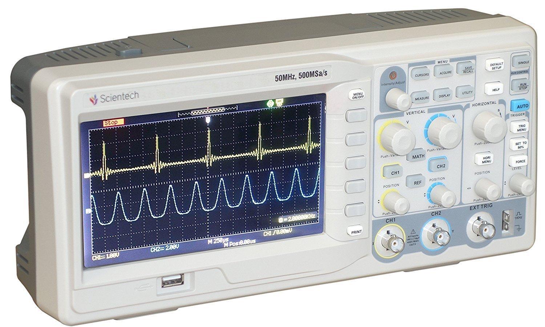 Image result for Digital Storage Oscilloscopes