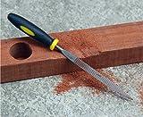 Fatmingo 5x180mm Mini Assorted Wood Rasp File Set
