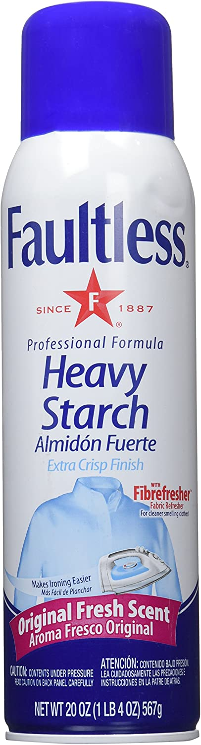Heavy Starch by FAULTLESS MfrPartNo 20722