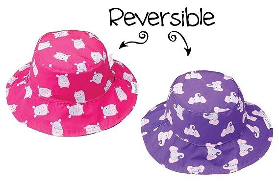 ef77629a1 FlapJackKids Flap Jack Kids Patterned Kids' Sun Hat: Amazon.co.uk ...