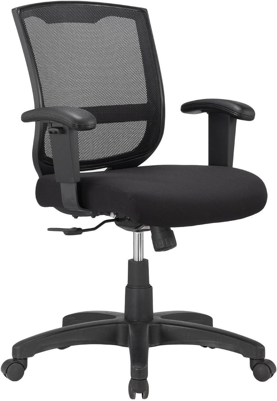 Eurotech Seating Maze Task Chair Mesh, Black