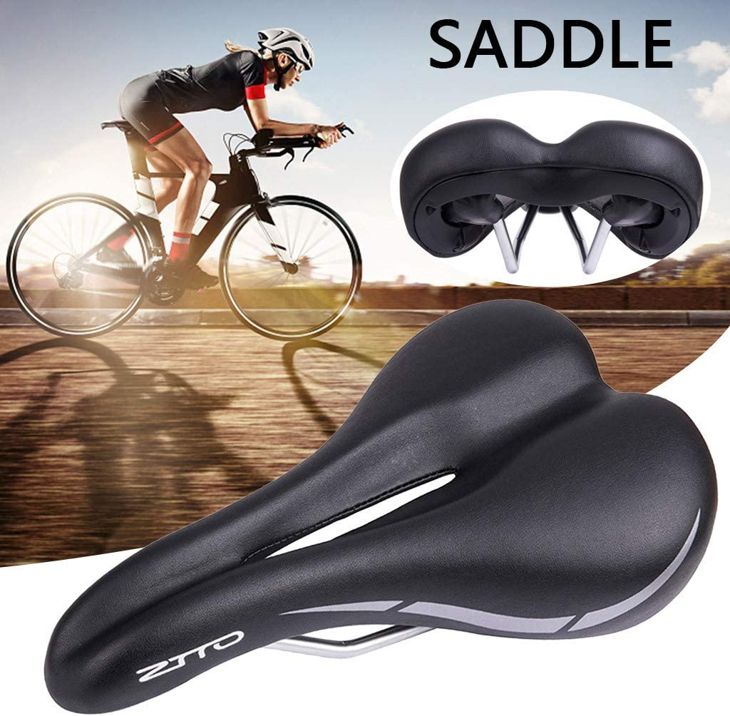 Replacement Bicycle Saddle Supply Mountain MTB Road Seat Cushion Hollow
