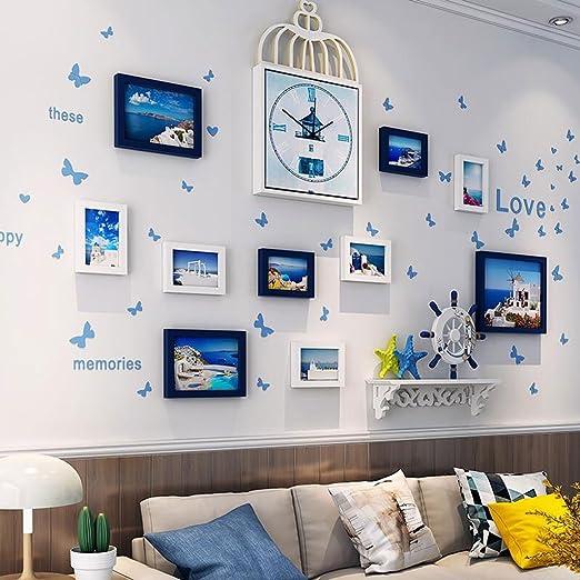 Foto de la pared Decoración de la Sala Sofá de Fondo Mural de ...