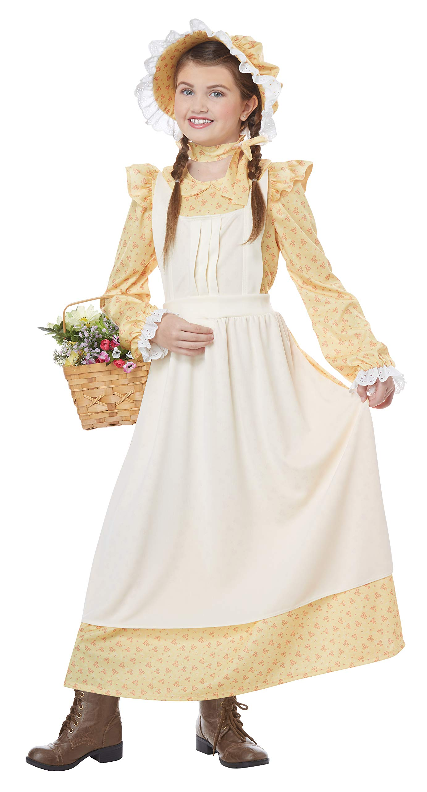 Prairie Girl Girls Costume by California Costumes