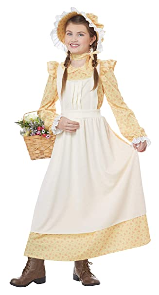 e7a09e6bfd9b2 Amazon.com: California Costumes Prairie Girl Child Costume-: Toys ...