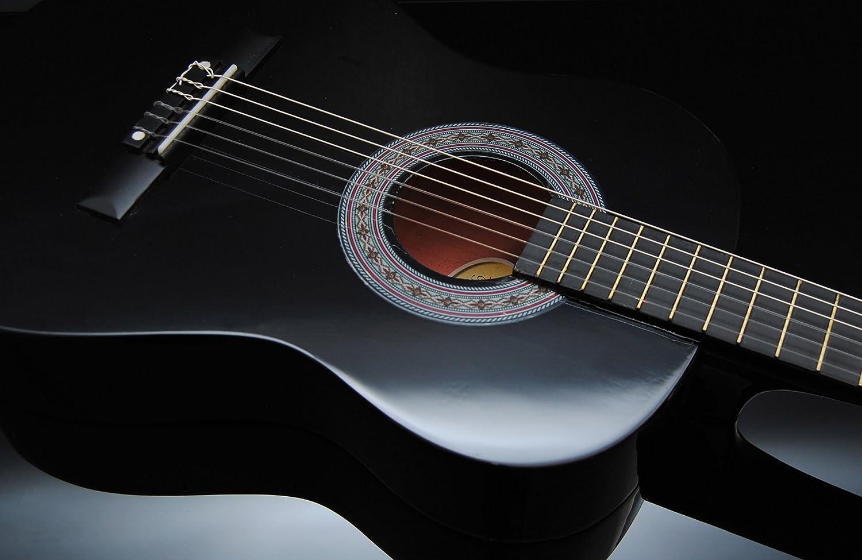 ts-ideen 53281 ensemble de guitare acoustique