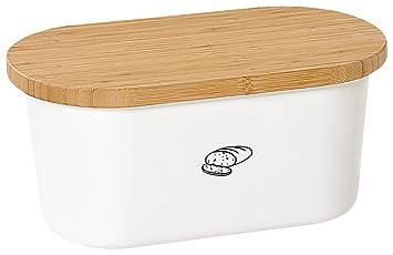 Kesper Brotbox Mit Schneidebrett Holz Brotkasten Brottopf Brotkiste