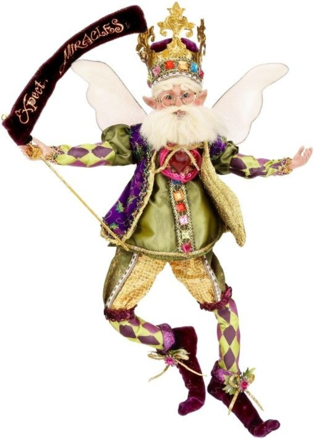 Mark Roberts St. Jude Children's Research Fairy of Miracles - Medium 18.5'' #51-53382