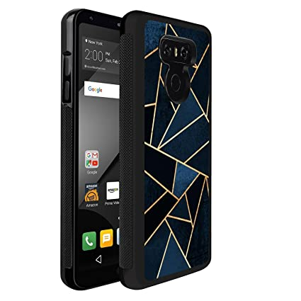 Amazon.com: mooredickey carcasa para LG G6, ciervo TPU PC ...