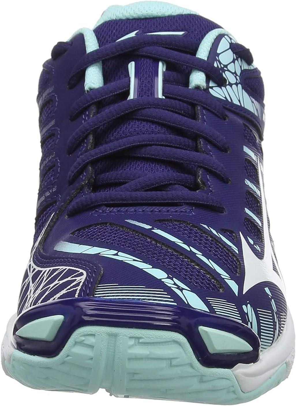 Mizuno Wave Voltage Chaussures de Volleyball Femme