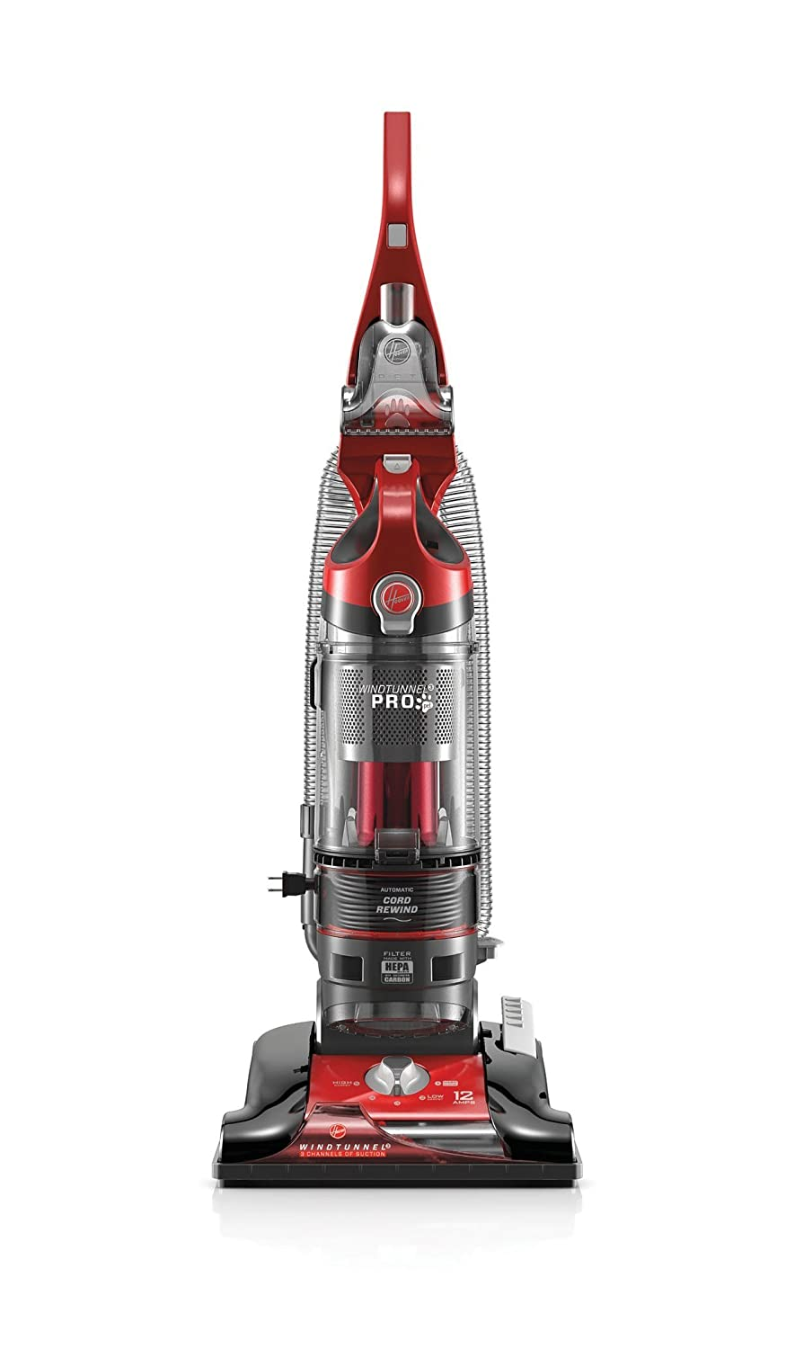 Hoover UH70930CA Windtunnel 3 Pro Pet Bagless Red Hoover Inc.