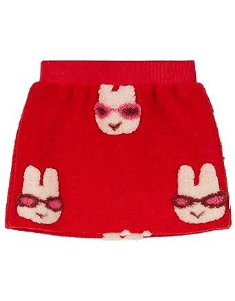 Oilily YF18GSK210 - Falda de Lana para niña, Color Rojo Claro Rojo ...