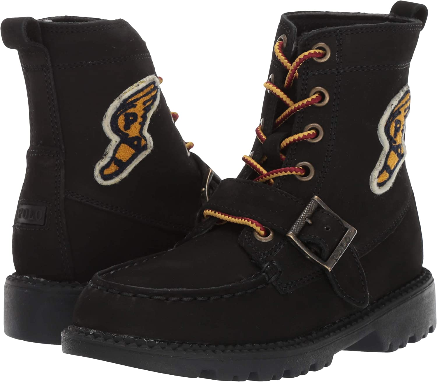 Polo Ralph Lauren Kids Ranger Hi Ii Fashion Boot RF101220C