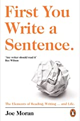 First You Write a Sentence. Paperback