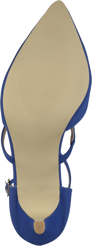 Amazon.com: Brinley Co Chaney - Zapatos de tacón para mujer ...