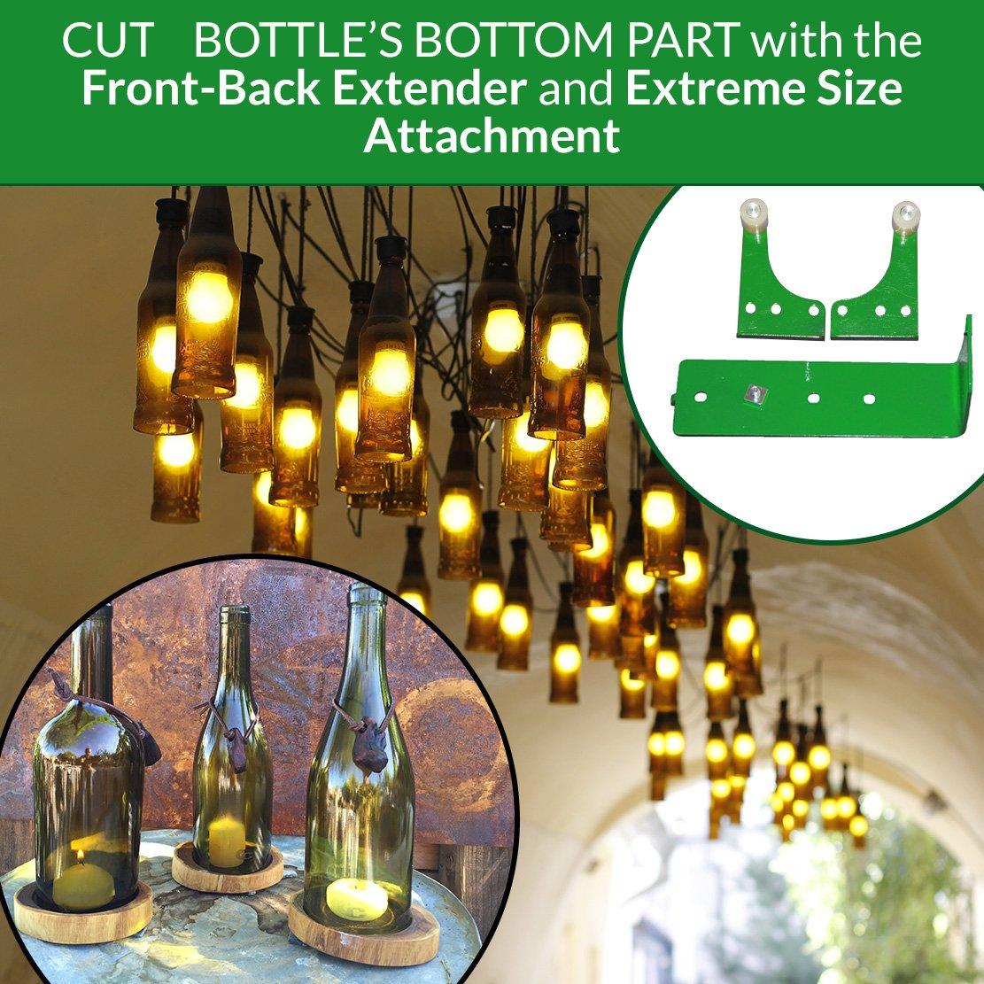 Glass Bottle Cutter Kit Glass Cutter For Beer Bottles Wine