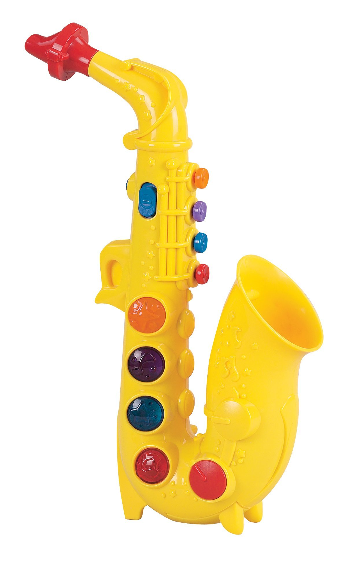 Small World Toys Preschool -Play At Home Saxophone B/O by Small World Toys