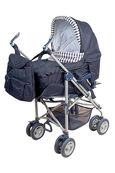 Cochecito para paseo para bebé, modelo children. 4 en 1 - Carrito bebé,