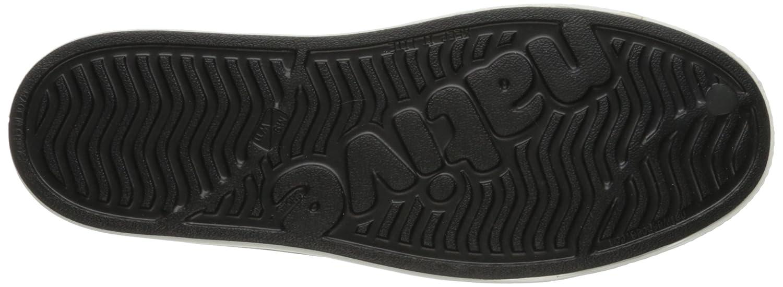 native Jefferson Water Shoe B00Q7NYEGK 4 US Men/6 US Women|Jiffy Black/Shell White