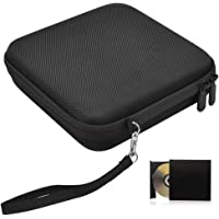 Ourine Portable Hard Carrying Travel Storage Case for External USB DVD CD Blu-ray Rewriter Writer Optical Drives