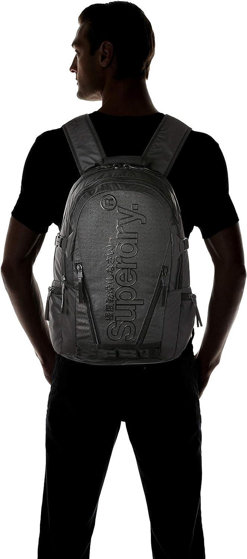 Green Superdry Backpack