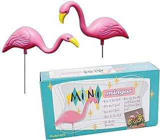 product image for Bloem Mini Mingo Flamingo Garden Statue 2-Pack (G52)