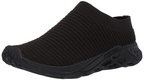 Merrell Range Slide AC+, Zapatillas sin Cordones para Mujer, Negro Triple Black, 37.5 EU: Amazon.es: Zapatos y complementos