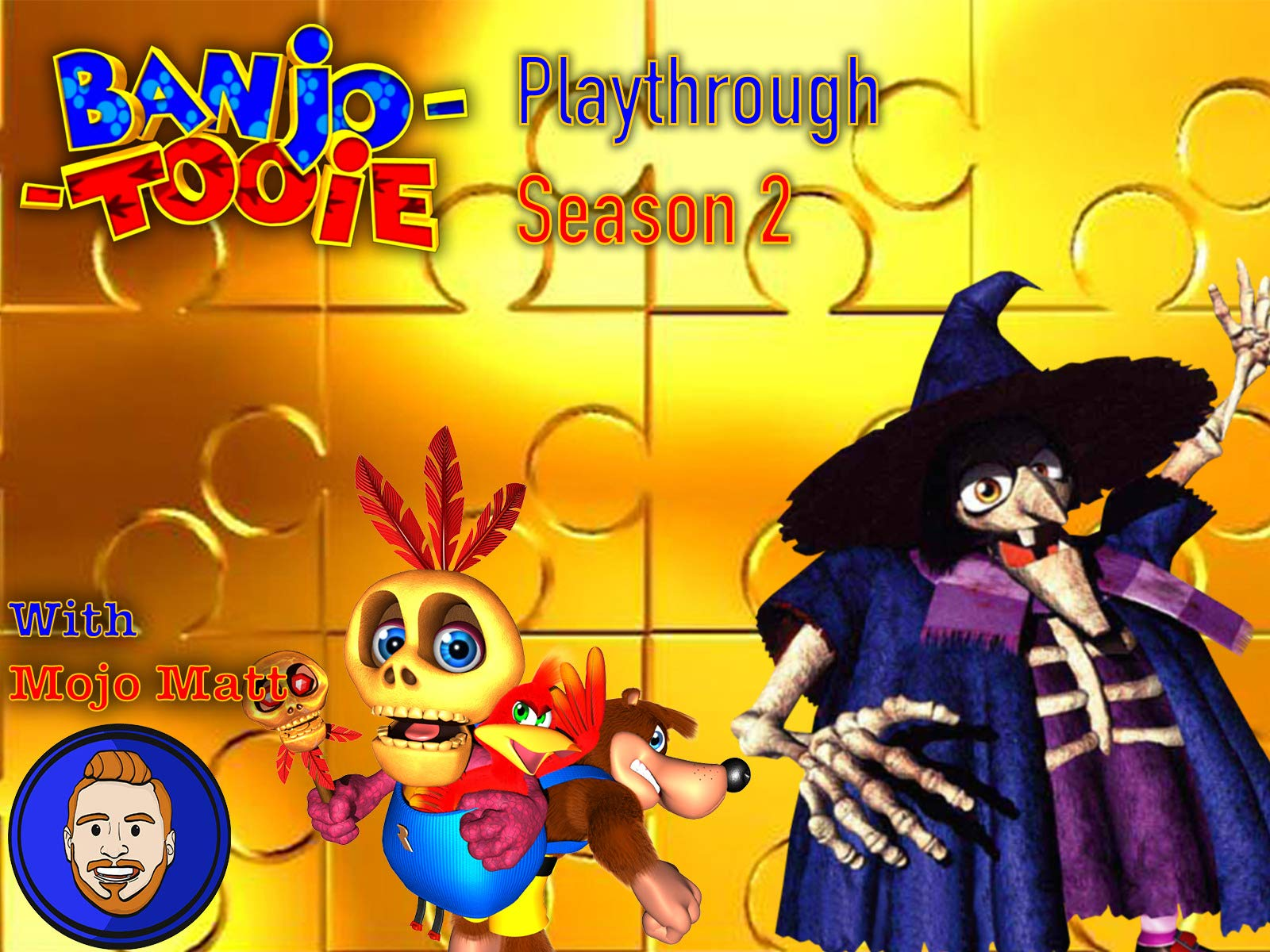 Banjo-Tooie Playthrough with Mojo Matt