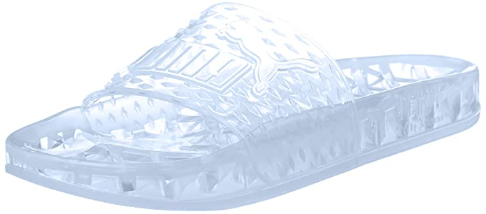1ae5764b9ff Puma Women s Jelly Slide WNS Sneakers  Buy Online at Low Prices in India -  Amazon.in