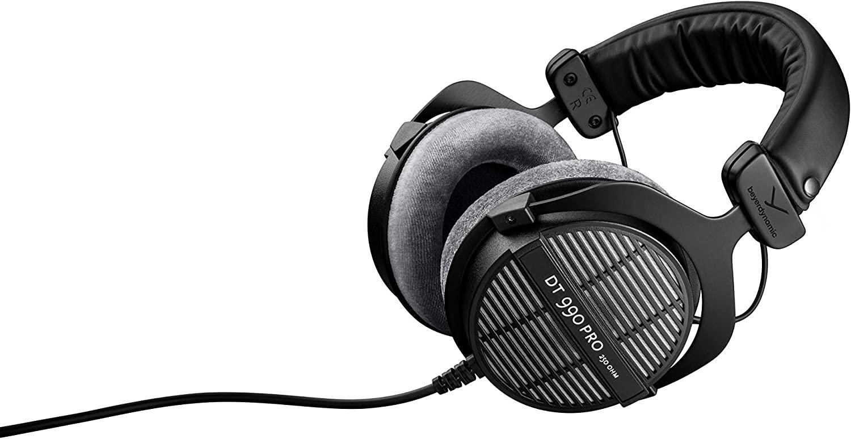 beyerdynamic DT 990 PRO Studio Headphones: Amazon.co.uk: Musical Instruments
