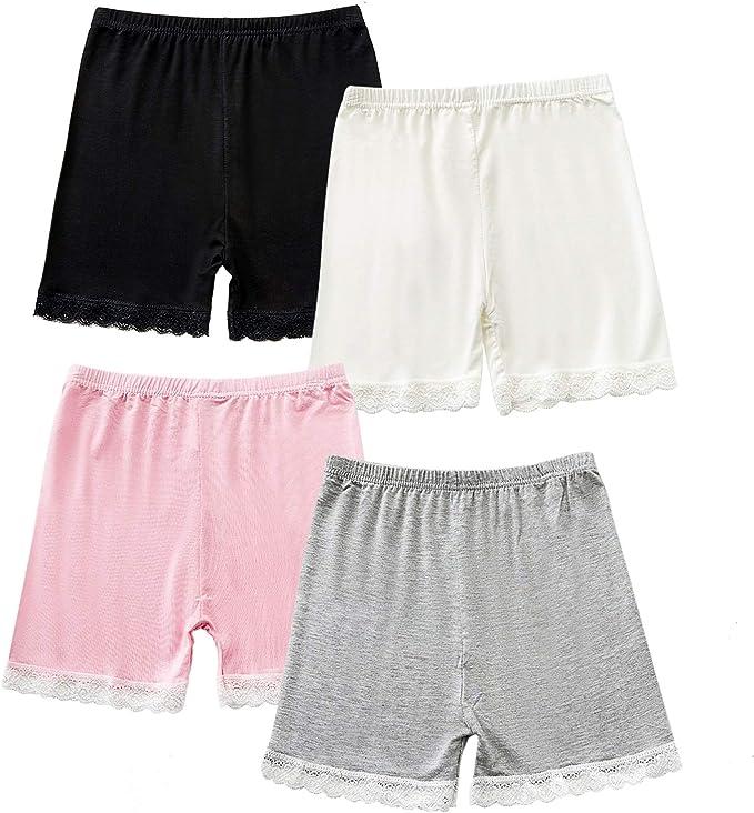 Girls Kids Child School Cotton Bike Short pants Safety Underwear Shorts Panties