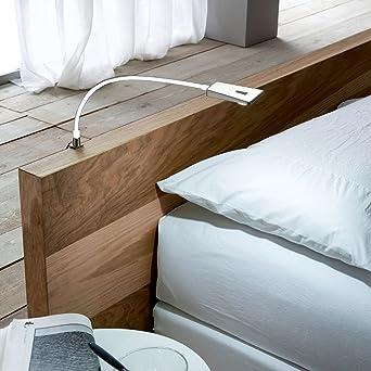 2x So Tech Lampe Liseuse Flexible Luminoso Led Lampe De Chevet Del
