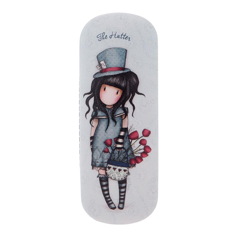 Santoro Gorjuss Boxed Slim Metal Pen The Hatter 506GJ04