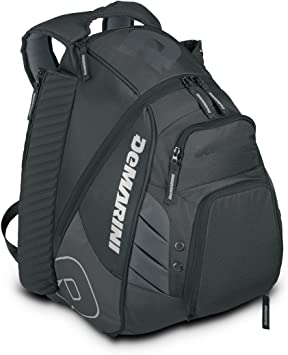Holds 1 bat and has lots of room The Scout Baseball Backpack Bag