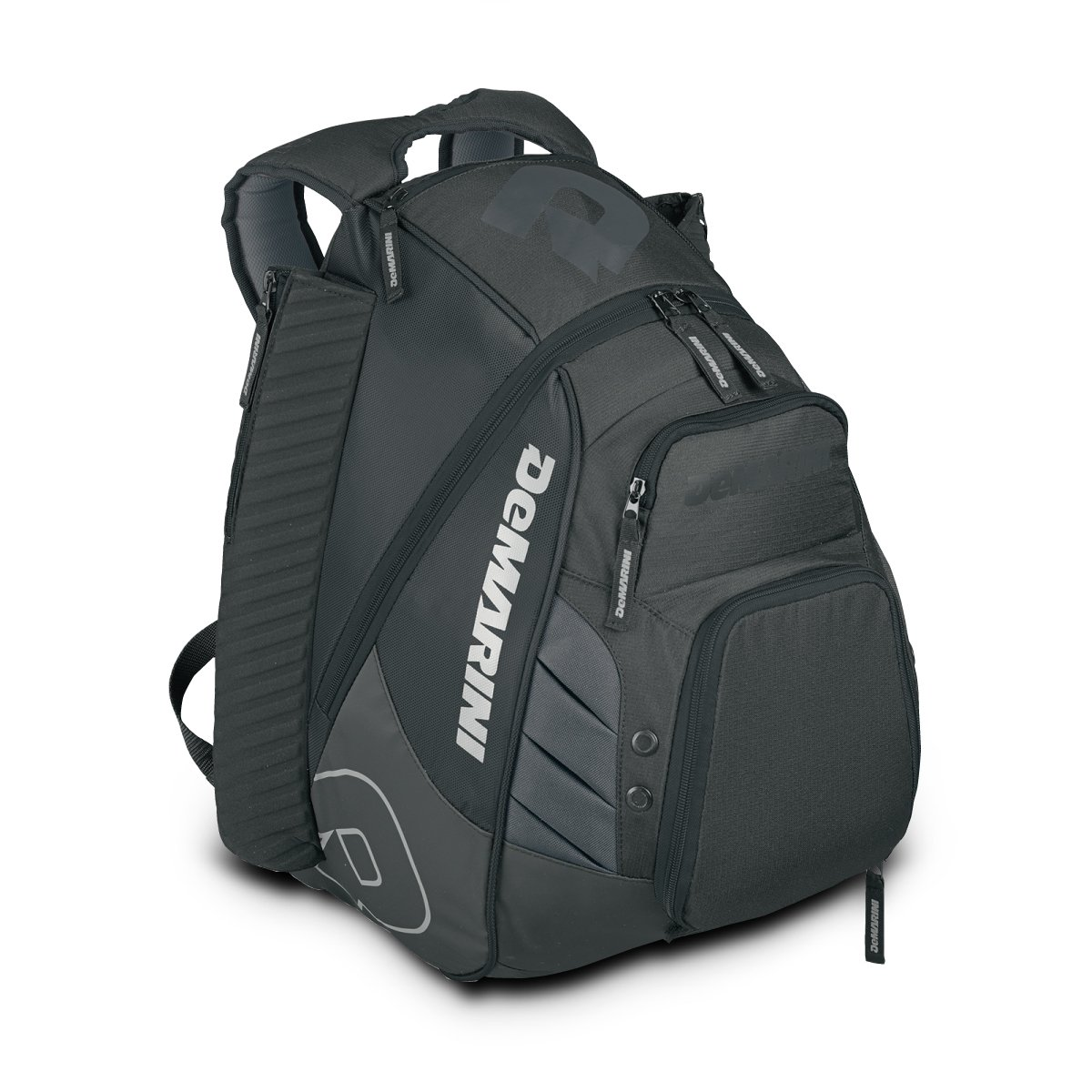 DeMarini Voodoo Rebirth Backpack, Black