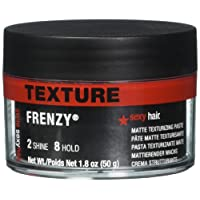 sexyhair Style Sexy Hair Frenzy Flexible Texturizing Paste, 1er Pack (1 x 50 g)