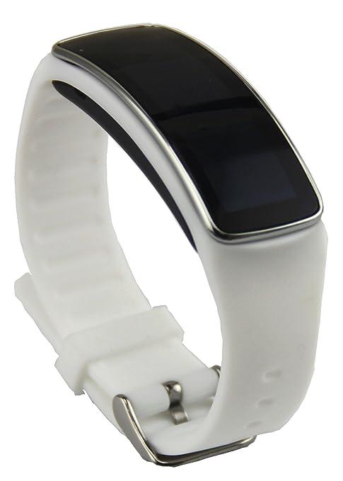 Bracelet de rechange pour montre connectée SmartWatch Samsung Galaxy Gear Fit R350: Amazon.fr: High-tech