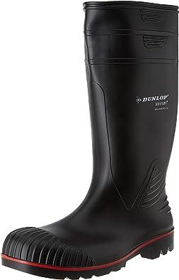 TALLA 41 EU. Dunlop Protective Footwear (DUO18) Dunlop Acifort Heavy Duty, Botas de Seguridad para Hombre