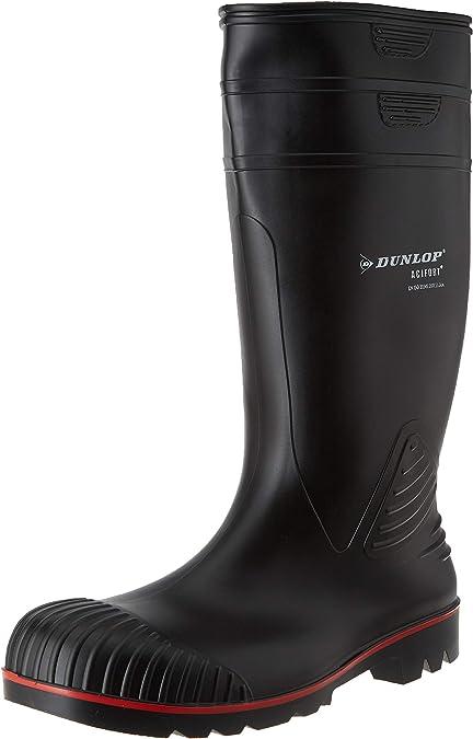 DUNLOP Stiefel Dunlop Rocker schwarz Gr.45