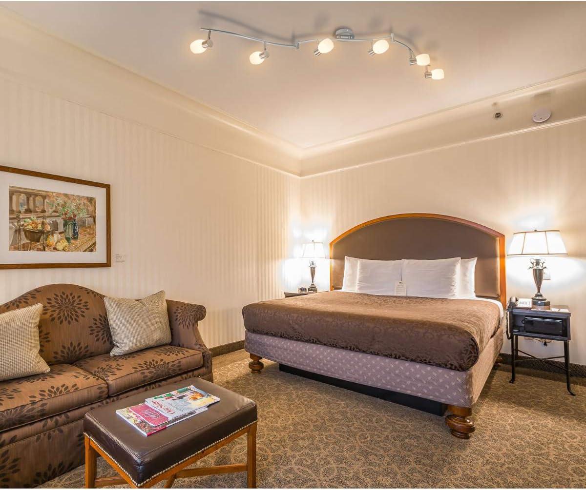 Eofiti LED Deckenleuchte 20 flammig Deckenstrahler Deckenlampe LED  Deckenleuchten Schwenkbar Wohnzimmer Küche Flur Schlafzimmer Warmweiß  Spotleuchte