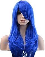 "YOPO 28"" Wig Long Big Wavy Hair Women Cosplay Party Costume Wig"